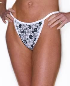 Thong Bra Suspenders Set Suspender Belt Control Deep Waisted High Waisted Slimming Nylon Dreams NDB06